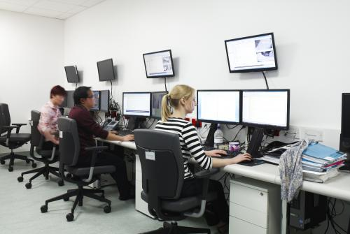 Koala Ward, telemetry suite