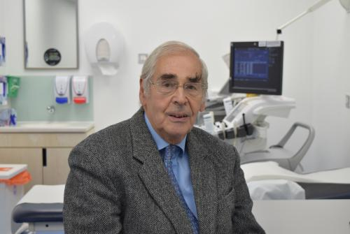 Professor Peter Milla